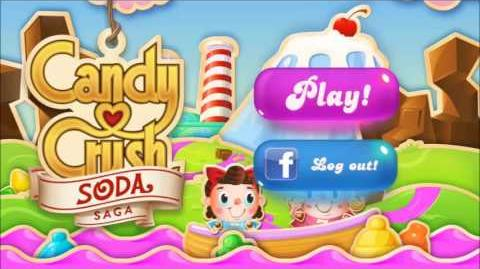 Candy Crush Soda Saga - Level Theme (Beta Version)