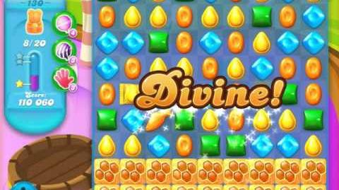 Candy Crush Soda Saga Level 130 (10th version)