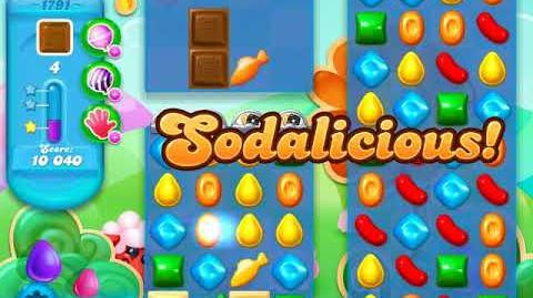 Candy Crush Soda Saga Level 1791
