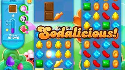Candy Crush Soda Saga Level 1791