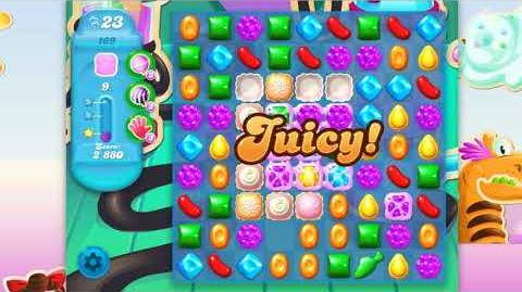 Candy Crush Soda Saga - Level 169 - No boosters