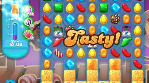 Candy Crush Soda Saga Level 1010 (4th version, 3 Stars)
