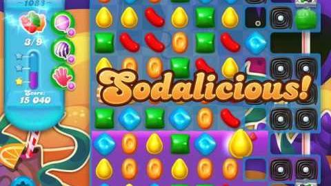 Candy Crush Soda Saga Level 1088 (buffed, 3 Stars)