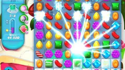 Candy Crush Soda Saga Level 815 (3 Stars)