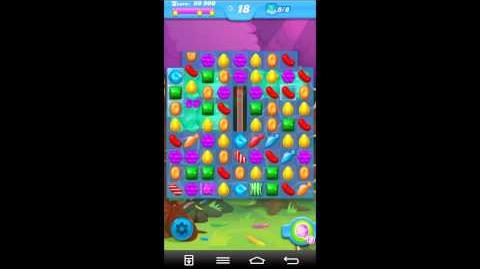 Candy Crush Soda Saga Level 10 (Mobile)