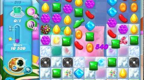 Candy Crush Soda Saga Level 315 (3 Stars)