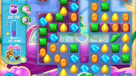 Candy Crush Soda Saga Level 344 (3 Stars)