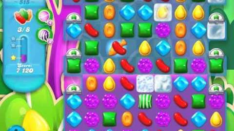 Candy Crush Soda Saga Level 515 (3 Stars)