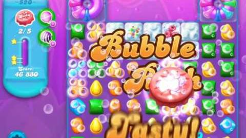 Candy Crush Soda Saga Level 520 (unreleased version)