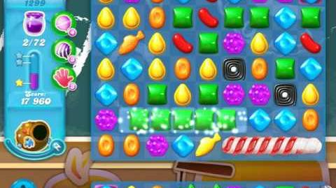 Candy Crush Soda Saga Level 1299 (3 Stars)