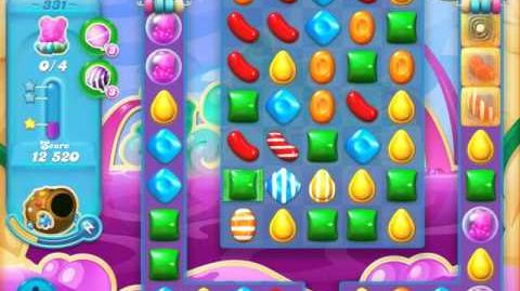 Candy Crush Soda Saga Level 331 (3 Stars)