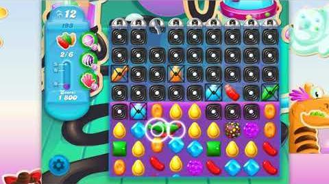 Candy Crush Soda Saga - Level 193 - No boosters