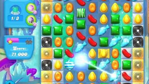 Candy Crush Soda Saga Level 145 (5th version, 3 Stars)