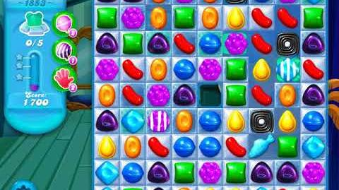 Candy Crush Soda Saga Level 1853