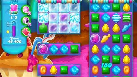 Candy Crush Soda Saga Level 1884