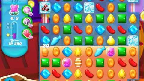 Candy Crush Soda Saga Level 545 (6th version)