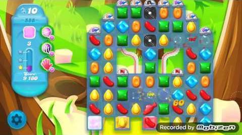 Candy Crush Soda Saga Level 588 (3 Stars)