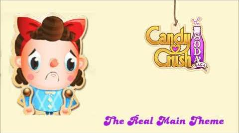 Candy Crush Soda Saga - Original Main Theme