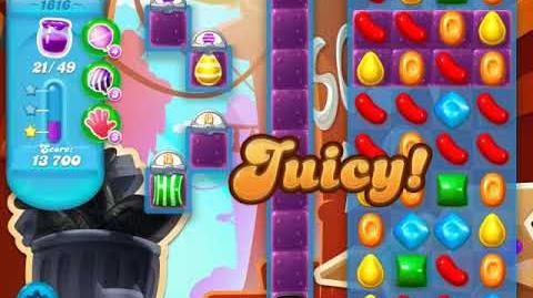 Candy Crush Soda Saga Level 1616 (buffed)