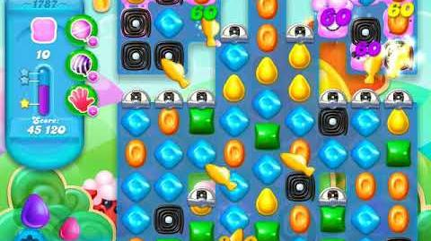 Candy Crush Soda Saga Level 1787