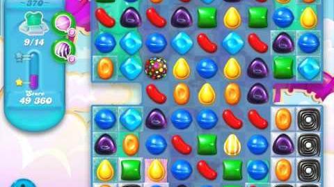 Candy Crush Soda Saga Level 370 (3 Stars)