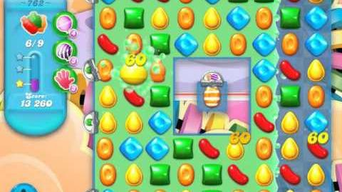 Candy Crush Soda Saga Level 762 (3 Stars)