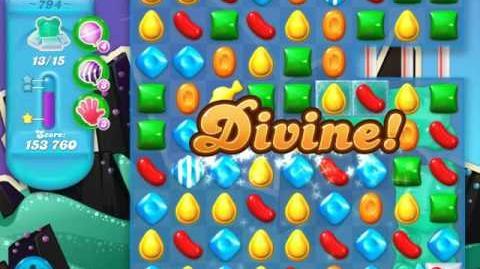 Candy Crush Soda Saga Level 794 (3 Stars)