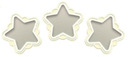 Empty stars