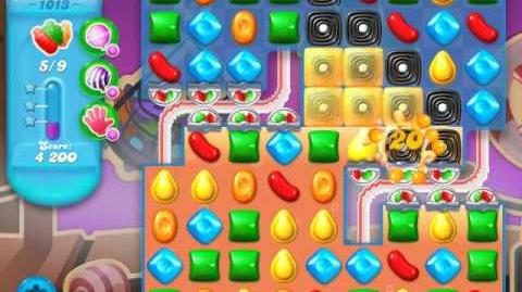 Candy Crush Soda Saga Level 1013 (buffed, 3 Stars)