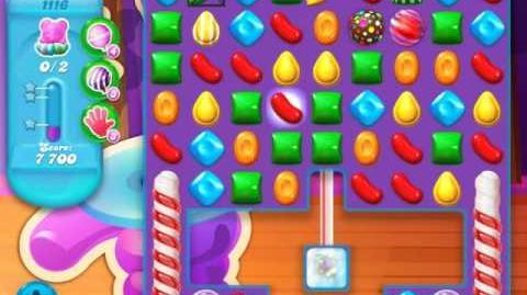 Candy Crush Soda Saga Level 1116 (buffed, 3 Stars)