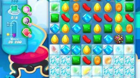 Candy Crush Soda Saga Level 280 (5th version, 3 Stars)