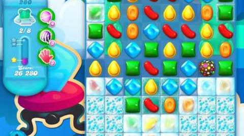 Candy Crush Soda Saga Level 280 (5th version, 3 Stars)