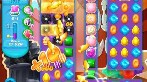 Candy Crush Soda Saga Level 1622 (3 Stars)