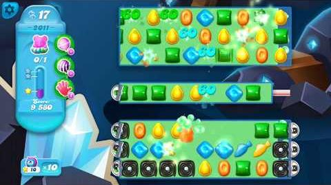 Candy Crush Soda Saga Level 2011