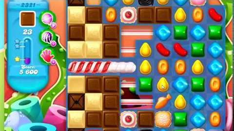 Candy Crush Soda Saga Level 2321 *** NO BOOSTERS