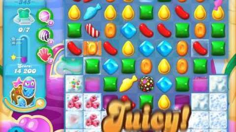 Candy Crush Soda Saga Level 345 (nerfed)