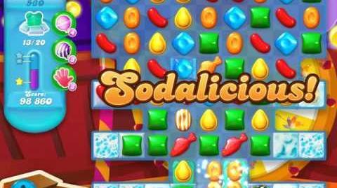 Candy Crush Soda Saga Level 530 (5th version)