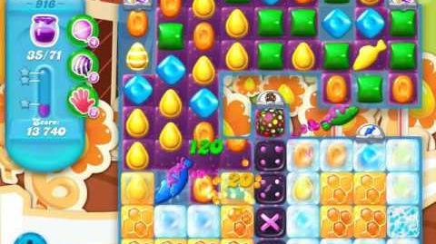Candy Crush Soda Saga Level 916 (3 Stars)