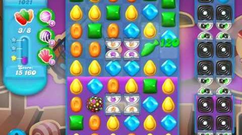 Candy Crush Soda Saga Level 1021 (5th version)