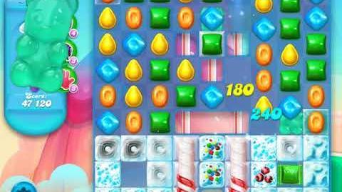 Candy Crush Soda Saga Level 1464 (6th version)