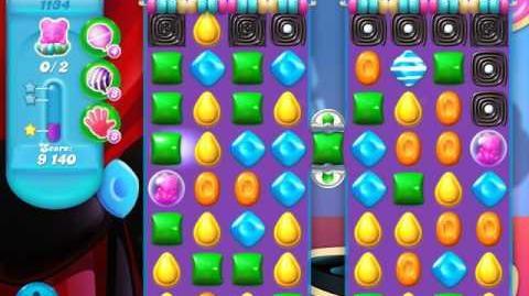 Candy Crush Soda Saga Level 1134 (nerfed, 3 Stars)