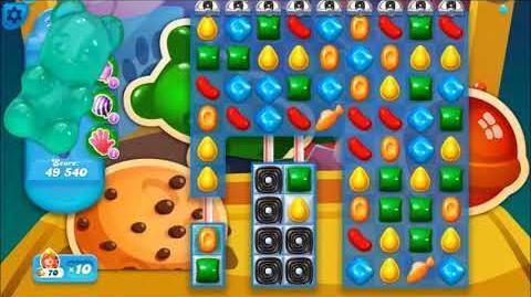 Candy Crush Soda Saga Level 2068