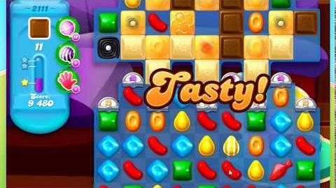Candy Crush Soda Saga Level 2111 *