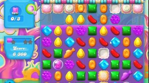 Candy Crush Soda Saga Level 87(nerfed)