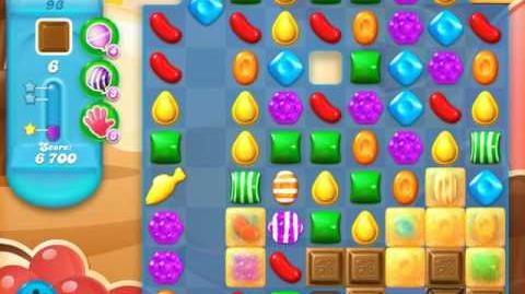 Candy Crush Soda Saga Level 93 (4th version, 3 Stars)