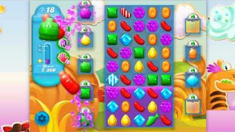 Candy Crush Soda Saga - Level 156 - No boosters
