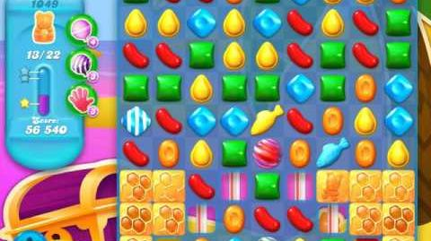 Candy Crush Soda Saga Level 1049 (5th version, 3 Stars)