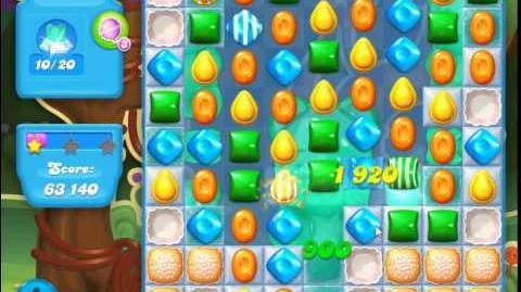 Candy Crush Soda Saga Level 8 (3 Stars)