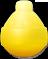 Yellow bottle