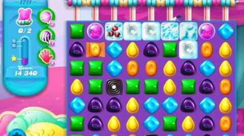 Candy Crush Soda Saga Level 1711